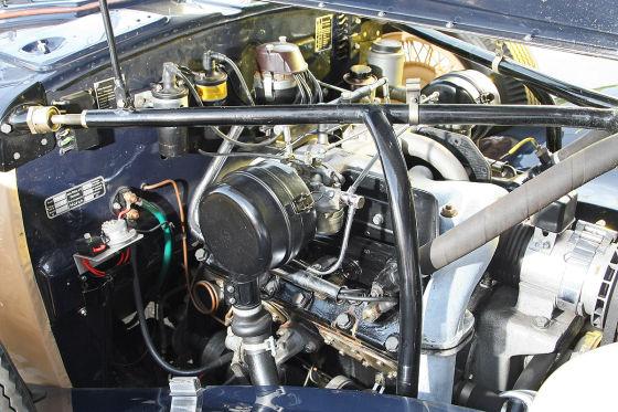 Horch 930V Cabriolet