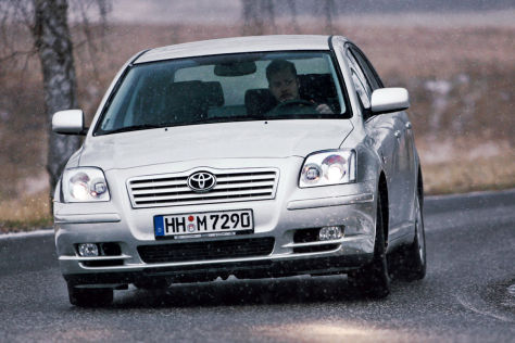 Toyota Avensis (2008)