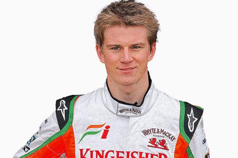 Hülkenberg geht zum Formel-1-Team Sauber