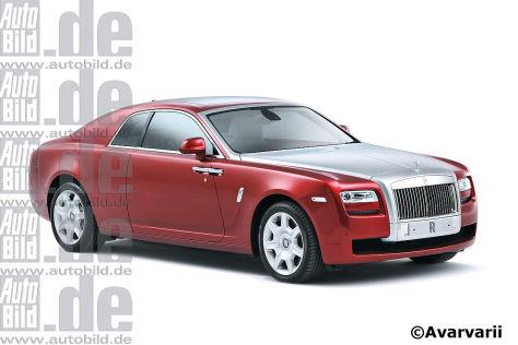 Rolls-Royce Ghost Coupé Corniche