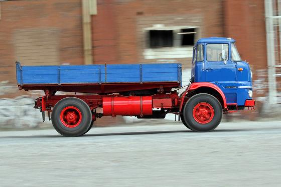Krupp Cummins 980 Front