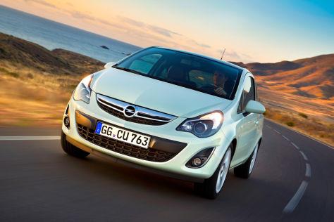Opel Corsa 1.3 CDTI Ecoflex (2012)