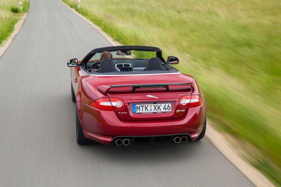 Jaguar XK R-S Cabrio
