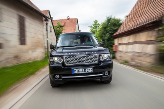 Range Rover Supercharged Westminster