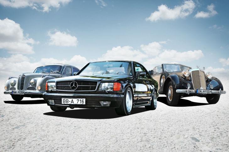 Deutsche V8-Legenden
