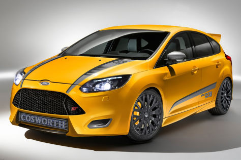 Ford Focus ST von M+J Enterprise 
