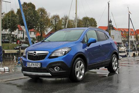 Opel Mokka 1.7 CDTi 2WD: Fahrbericht