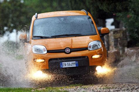 Fiat Panda (2012): Preise