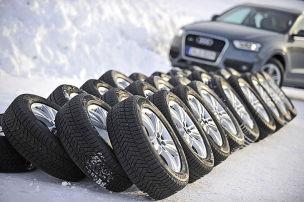 Die besten Reifen für Eis und Schnee