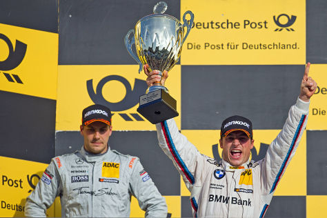 DTM Saisonfinale 2012 Hockenheim
