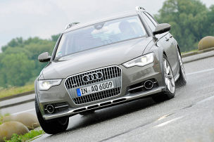 Audi A6 Allroad quattro: Test
