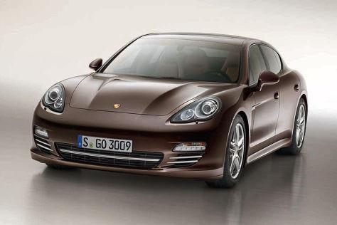 Porsche Panamera: Platinum Edition