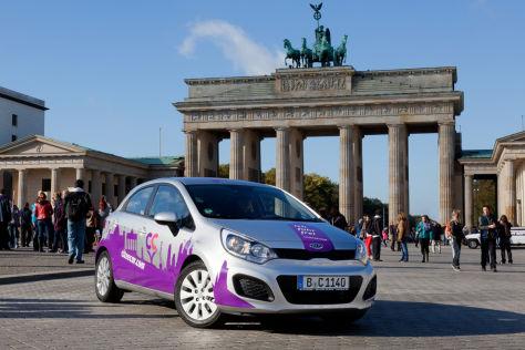 CiteeCar: Neuer Carsharing-Anbieter