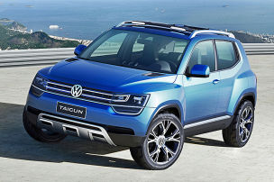 VW Taigun Studie
