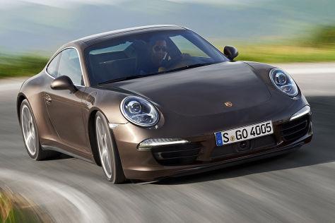 Porsche 911 Carrera 4: Fahrbericht