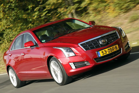 Cadillac ATS: Fahrbericht