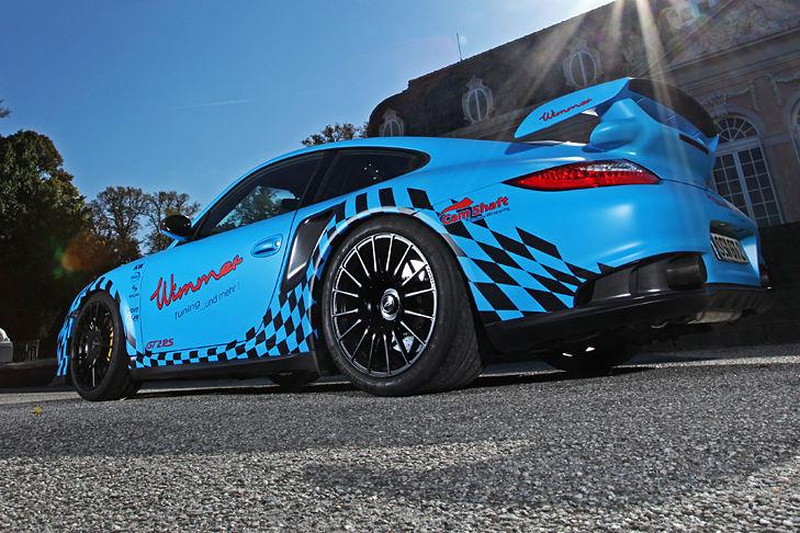 Wimmer RST Porsche 911 GT2 RS
