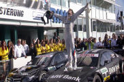 Video: DTM 2012 Rennen Hockenheim