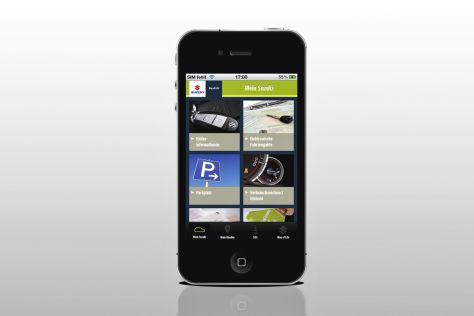 Suzuki Service-App