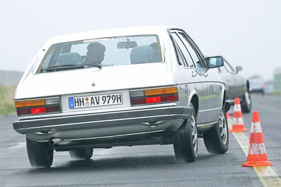 Klassik-Test: Audi 100 Avant 5E