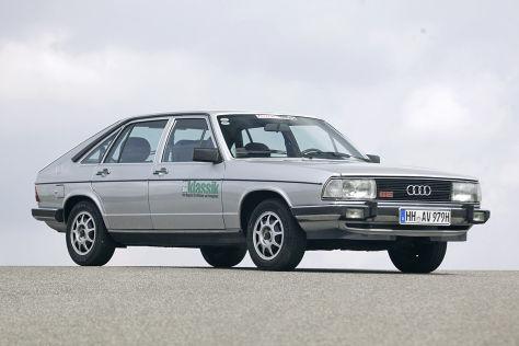 Klassik-Test: Audi Avant 5E