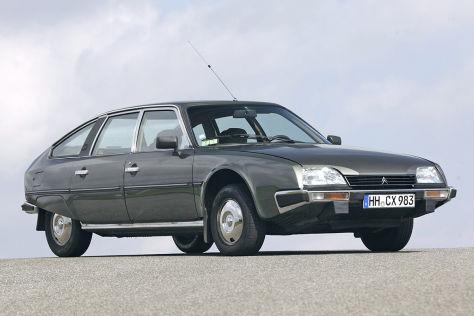 Klassik-Test: Citroën CX 2400 Injection