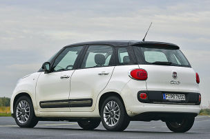 Fiat 500L: Test
