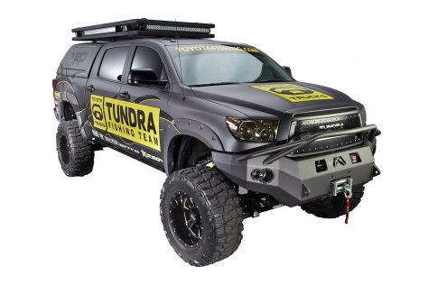 """Toyota """"Ulimate Fishing Tundra"""""""