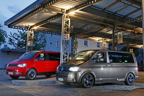 Getunte Busse Von Sportec Und Rothe T5 2 0 4motion Im