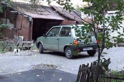 Video: Zu blöd zum Einparken