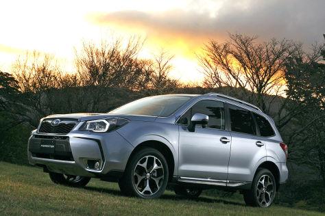 Subaru Forester (2013)