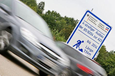 Koalition stockt Verkehrs-Etat auf