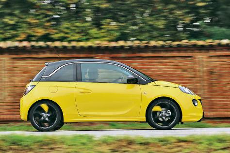 Opel Adam: Fahrbericht