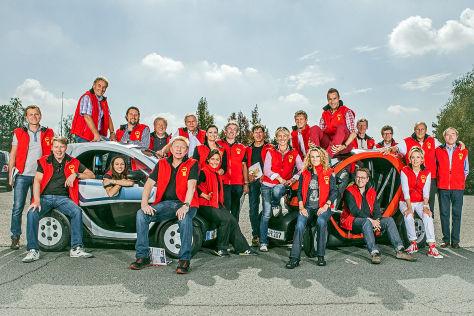 Goldenes Lenkrad 2012