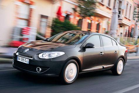 Renault Latitude und Fluence in Deutschland