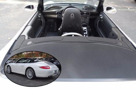 """Porsche 911 """"Centro"""" von Trinity Motorsports"""