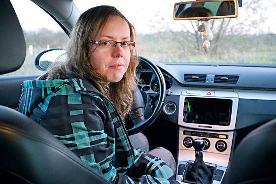 Katja R. aus Wolfsburg wurde Opfer von Hehlern.