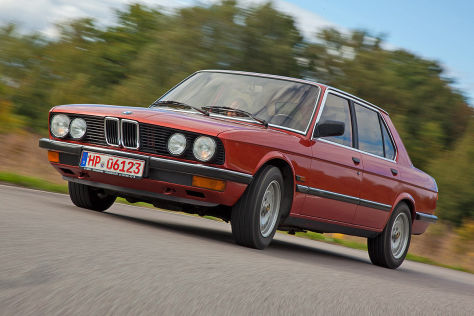 BMW 525i (E28)
