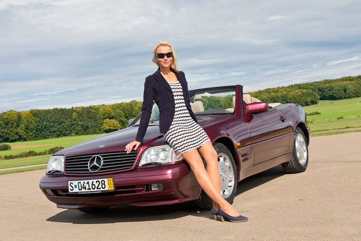 Mercedes-Benz SL (R 129)