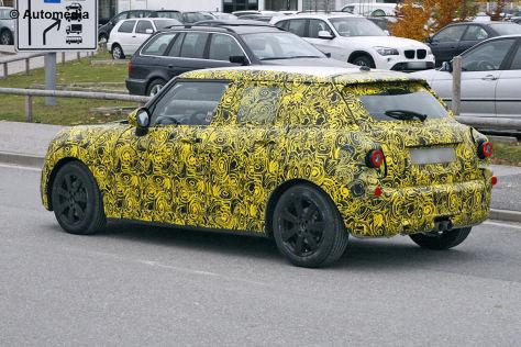 BMW/Mini: Erlkönige