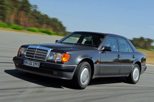 Klassik-Test: Mercedes 500 E