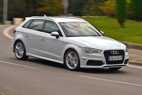 Audi A3 Sportback 2.0 TDI: Fahrbericht