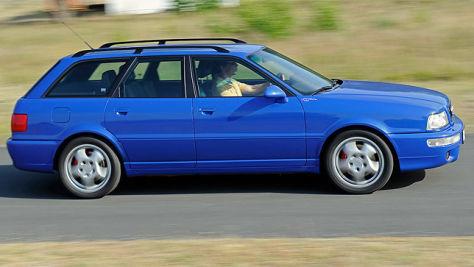 Test und Preis: Audi RS2