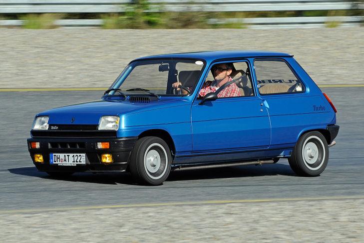 40 jahre renault r5 alles gute kleiner freund bilder - Renault 5 alpine turbo coupe ...