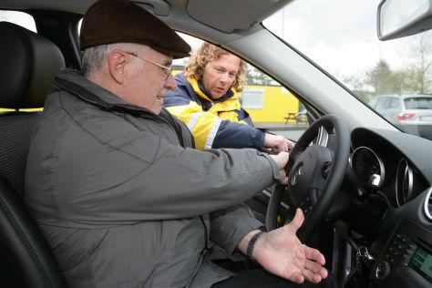 Ford-Wettbewerb: Mobilität von Senioren