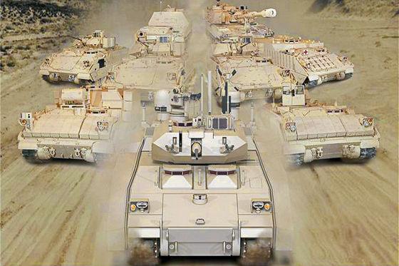 Neue Panzer für Amis, Russen und Chinesen