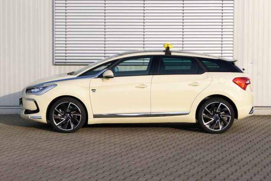Concept Car Citroën DS5 Taxi