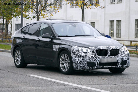 Erlk&ouml;nig BMW 5er GT