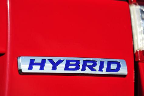 Honda Hybrid-Logo