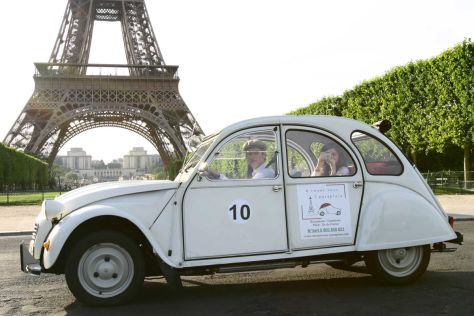Paris will Oldtimer aussperren